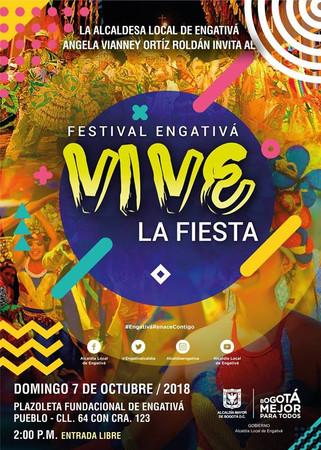 Live @ Engativá, COLOMBIA feat. Vivi Guerrero