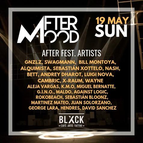 Live @ After Mood