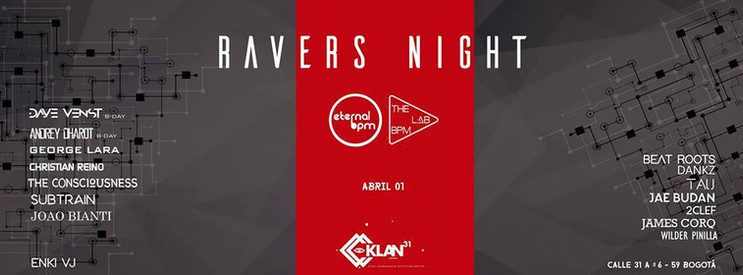 Live @ Klan 31, Bogotá, COLOMBIA