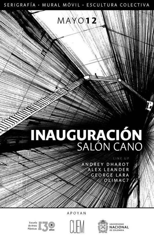 Live @ Universidad Nacional, Bogotá, COLOMBIA