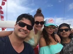 Armando Boat Party, Cartagena