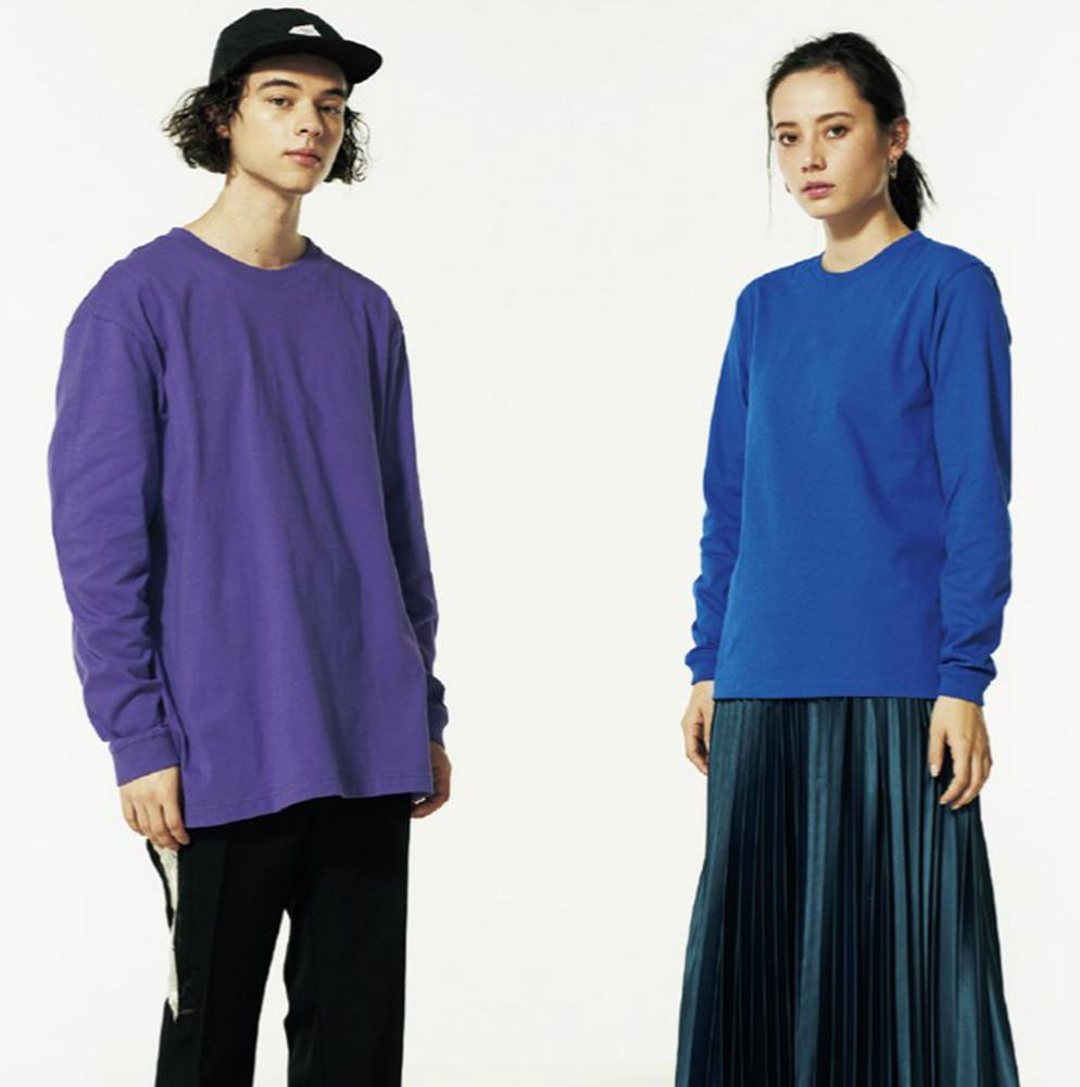 5011-01 5.6oz.ロングスリーブTシャツ