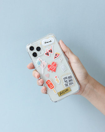 Stickers Case