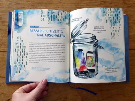 "Schlafrezept ""Digital Detox"""