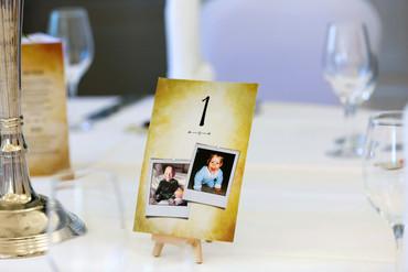 Tisch-Nummer