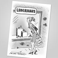 Lederhaus – I love vegan