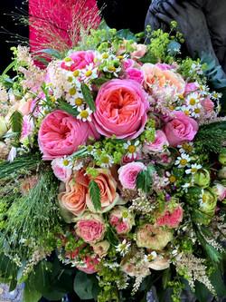 Blumen Ruhpolding Habe die Ehre