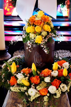 Beerdigung Trauerbinderei