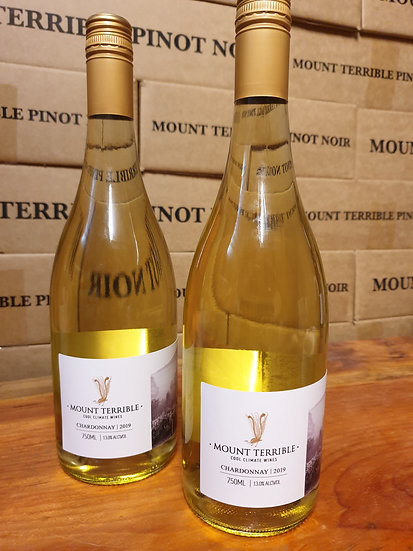 MOUNT TERRIBLE CHARDONNAY 2019 X CASE