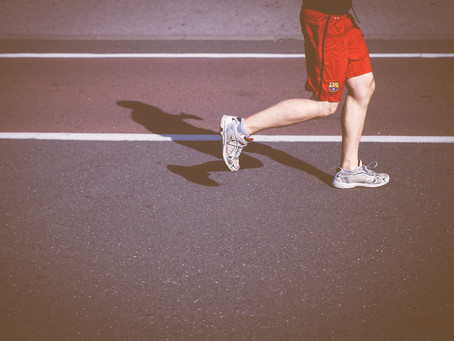The surprising problem you might have if you're a runner