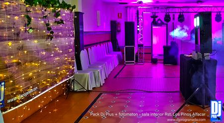 Pack dj Plus + fotomaton ideal para tu boda