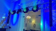 iluminacion espectacular barra libre