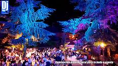 iluminacion bodas exteriores y jardines