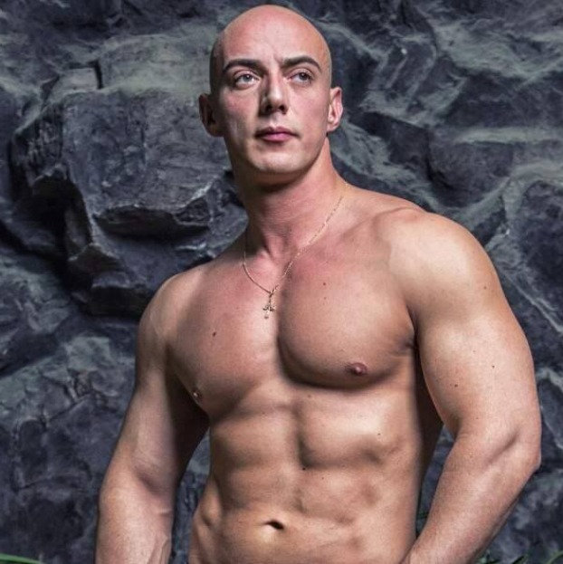 Андрей Кабычкин, персональный тренер по фитнесу и бодибилдингу в Фитнес-люди на Профсоюзной