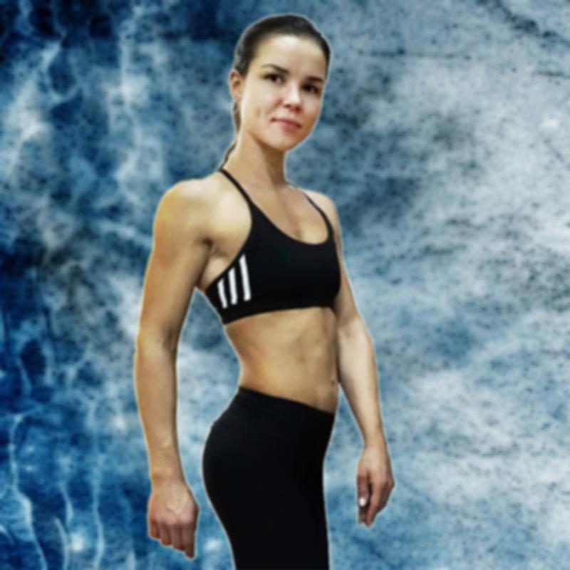 Ирина Аничкина, персональный тренер по фитнесу и бодибилдингу в Фитнес-люди на Профсоюзной