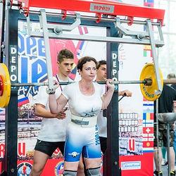 Татьяна Роднева, инструктор FIGHT-FIT