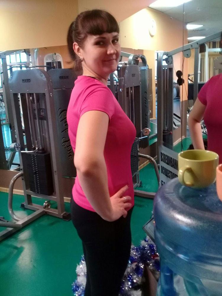 Анина Вета, 2-е место в борьбе с весом