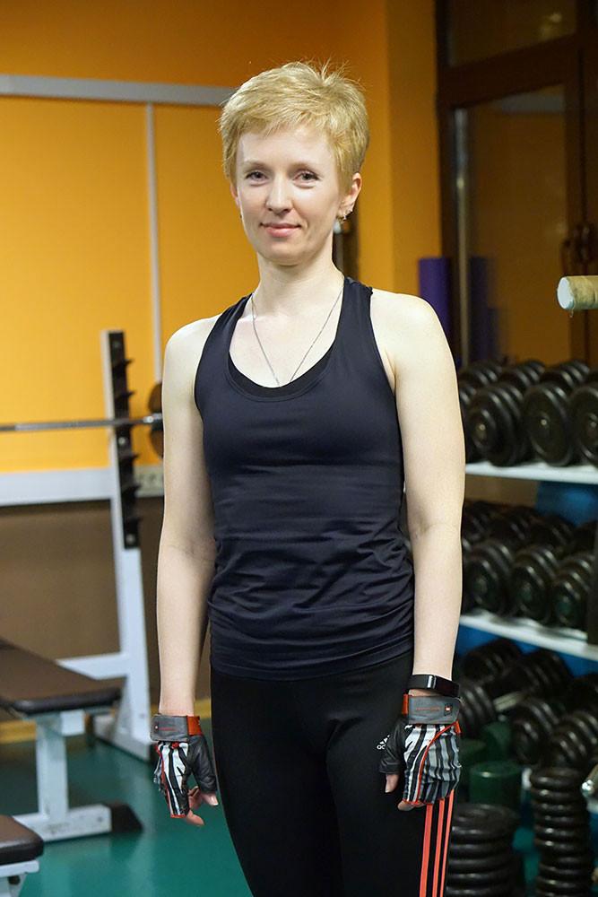 Рыжова Дарья, 2-е место в троеборье у женщин
