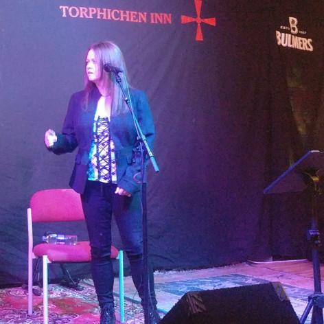 Pauline solo - Torphichen Inn.jpg
