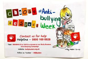 PSHCE - Anti-Bullying Campaign & Bullybuster Ambassadors