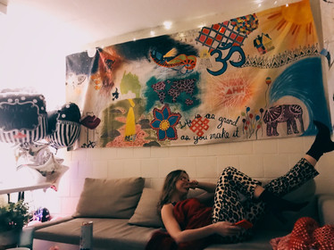 tapestry work