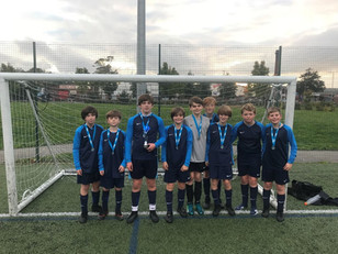 Year 8 '7-a-side' Champions