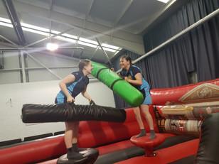 Girl LSSP Sports Challenge