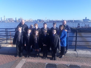 PSHCE - Year 7 Merseytravel Hub Visit 2018