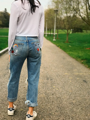 THE SPORTY JEAN