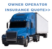 Owner Operator Insurance Quote