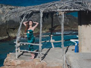 Izabella on Ibiza, day two