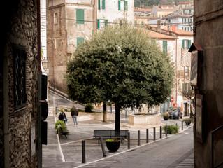Visit to Oleano Romano