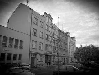 With Klara in Prague