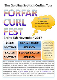 New Name - Same Great Weekend of Curling in Forfar