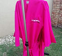 Pink Sugar Angel Summer spa gown