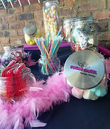 Candy Land Bar by Sugar Angel Pamper Parties