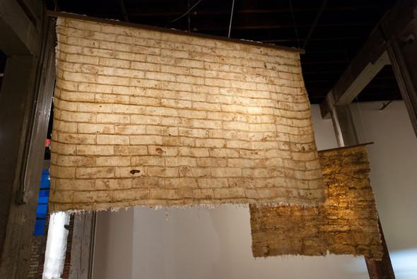 Broken Column, Panel 3 | Installation