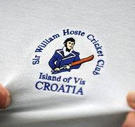 the Hoste badge