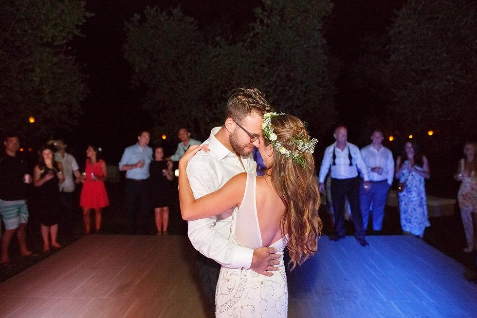26. First dance, outdoor wedding Lake Como.jpg