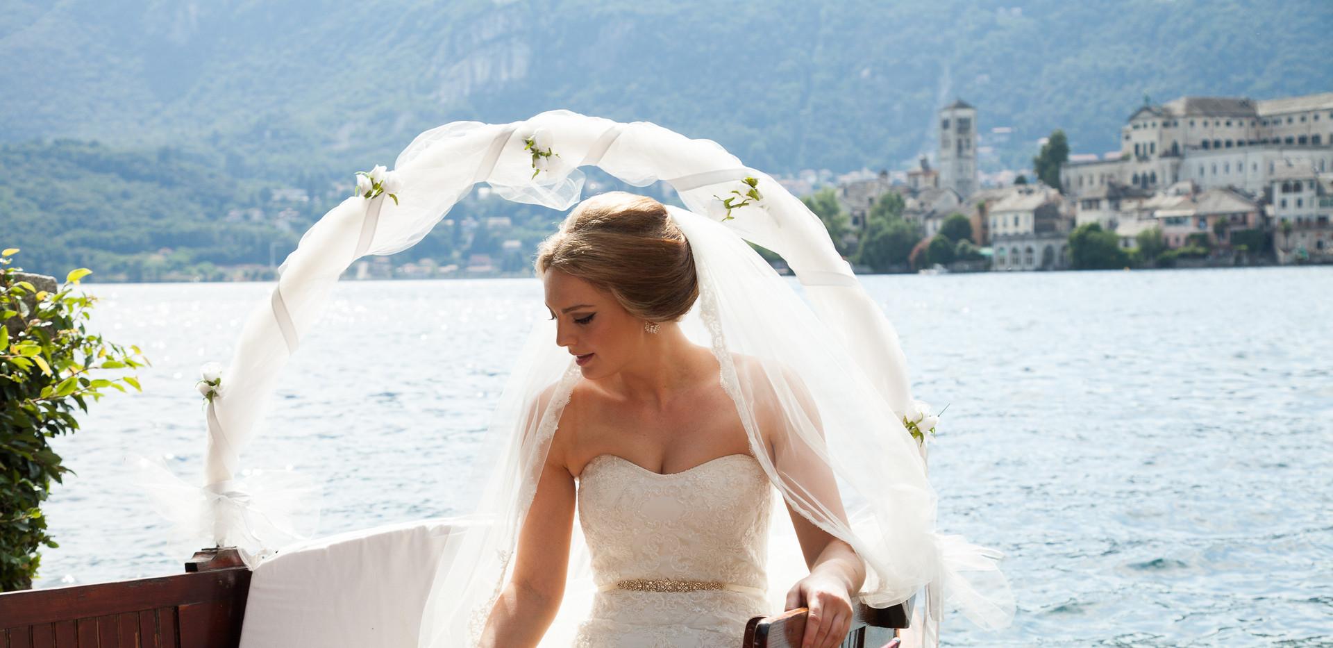 2. Lake Orta wedding. bridal boat.jpg