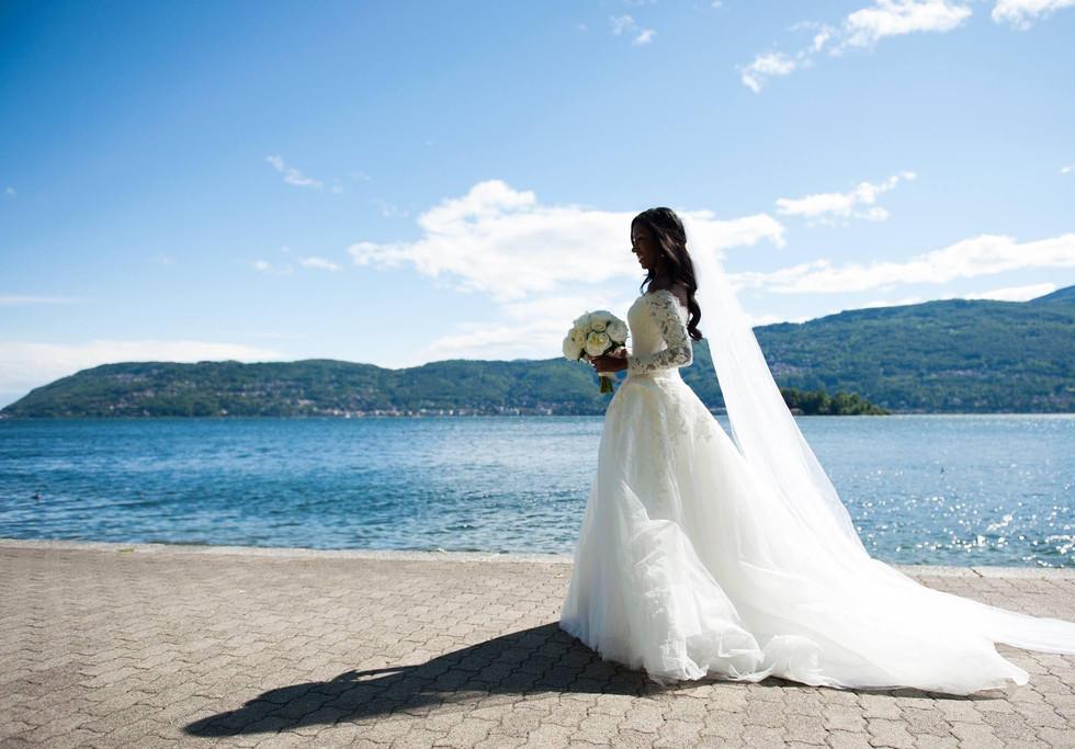 Lake Maggiore Bride