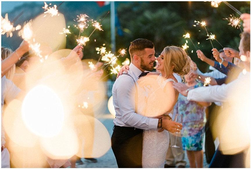 61. Villa Lario wedding with sparklers.j