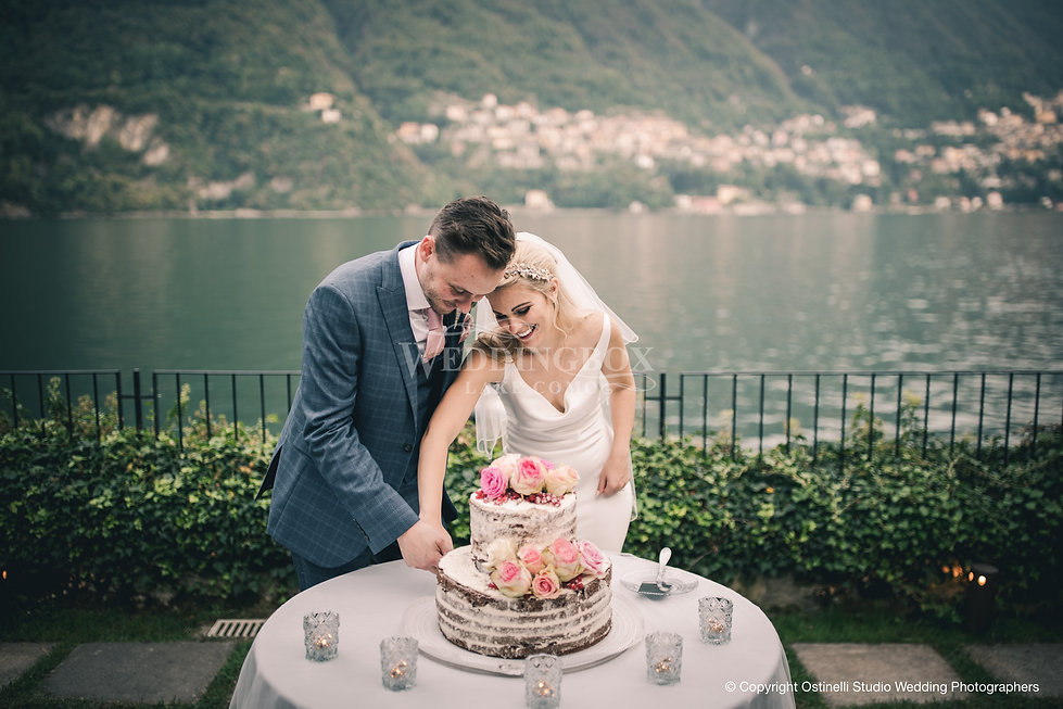 26 Villa Vittoria on Lake Como  - cuttin