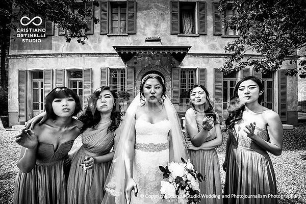 4. The bridal party in Laglio.jpg