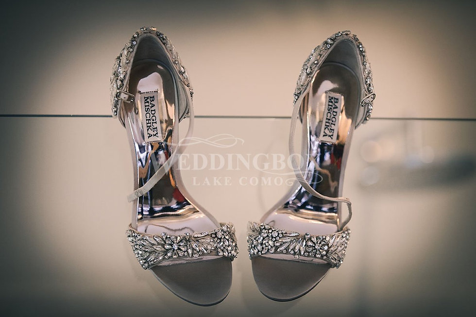 2- Wedding shoes - Persian Wedding on La