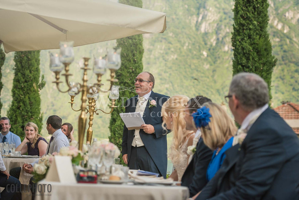 23. Father of the bride speech Villa Bal