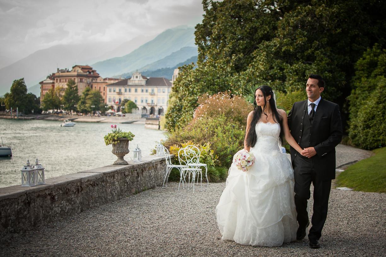 Romantic wedding at Villa Rusconi Cl
