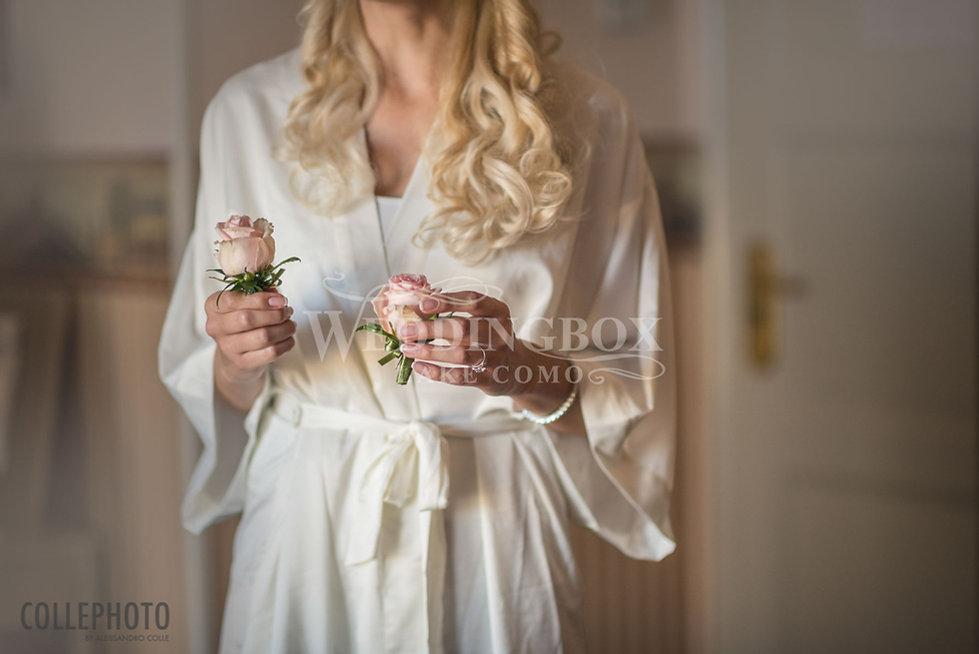 2. Bride at Grand Hotel Villa Serbelloni