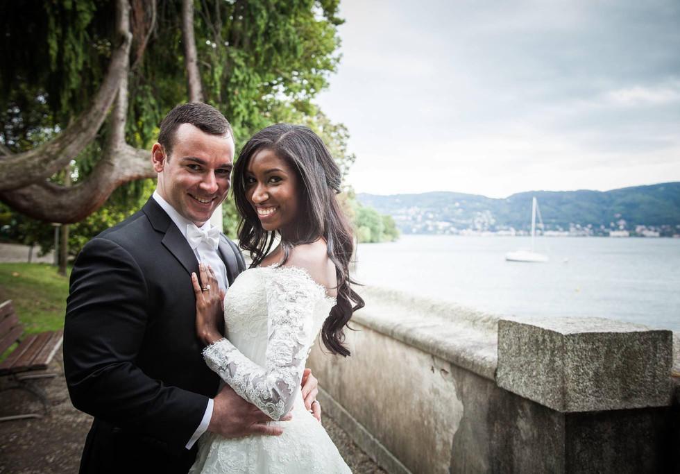 Kacie & Tom's Lake Maggiore wedding