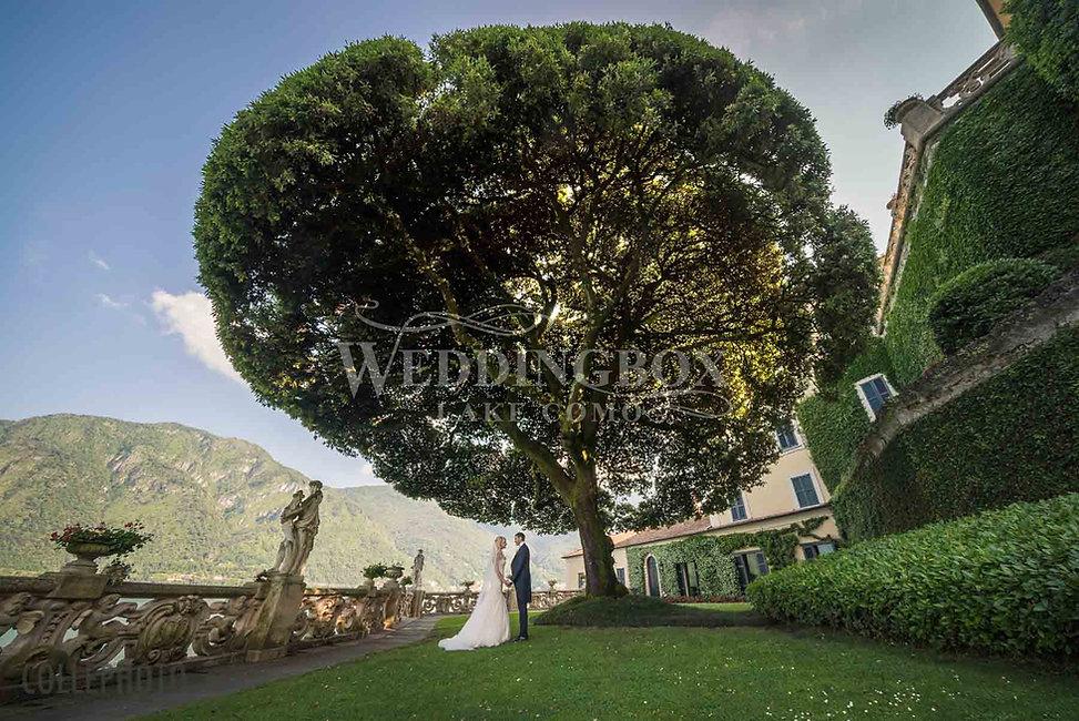 20. Villa Balbianello lower lawn wedding